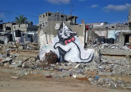 Banksy-Gaza 2